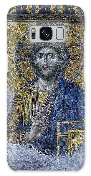 Christ Pantocrator IIi Galaxy Case