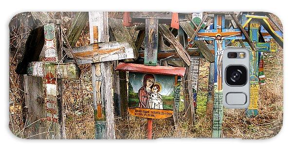 Christian Graveyard Galaxy Case
