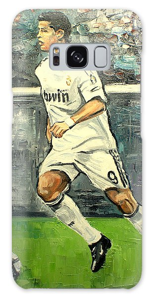 Christiano Ronaldo Galaxy Case