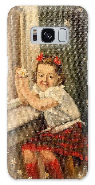 Christine By The Window - 1945 Galaxy Case