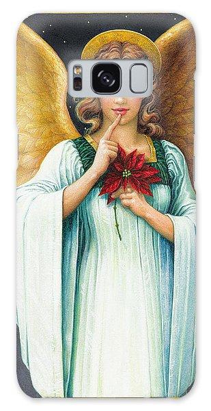 Christmas Angel Galaxy Case