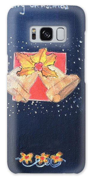 Christmas Bells Galaxy Case by Magdalena Frohnsdorff