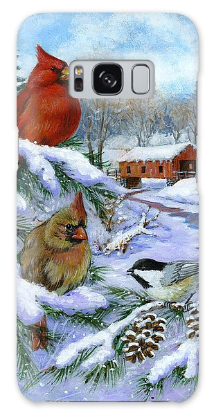 Christmas Creek Galaxy Case