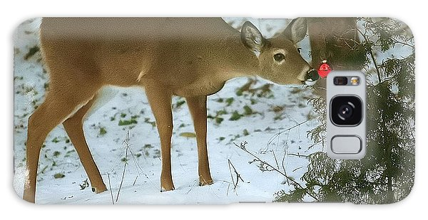 Christmas Doe Galaxy Case