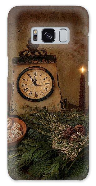 Christmas Eve Galaxy Case by Robin-Lee Vieira