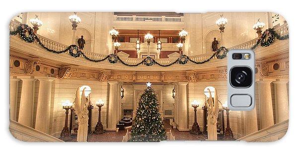 Christmas In The Rotunda Galaxy Case