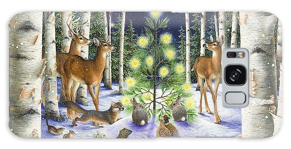 Christmas Magic Galaxy Case