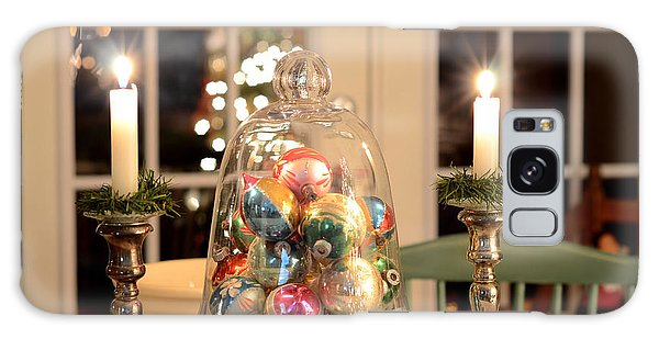 Christmas Ornaments Galaxy Case