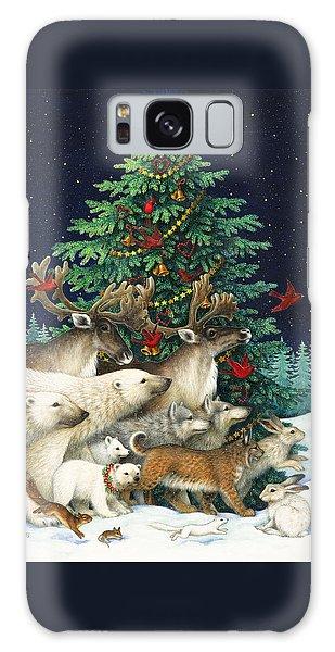 Christmas Parade Galaxy Case