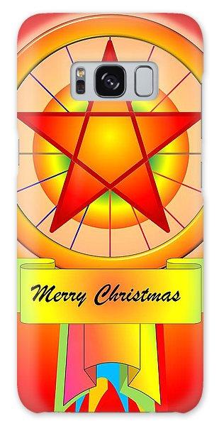 Christmas Parol Galaxy Case