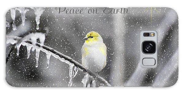 Christmas Peace Galaxy Case