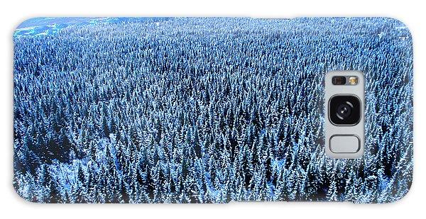 Galaxy Case - Christmas Star by Frank Savarese