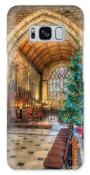 Christmas Tree Galaxy Case