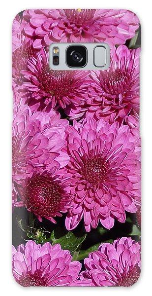 Chrysanthemum 1 Galaxy Case