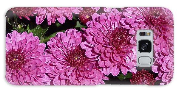 Chrysanthemum 2 Galaxy Case