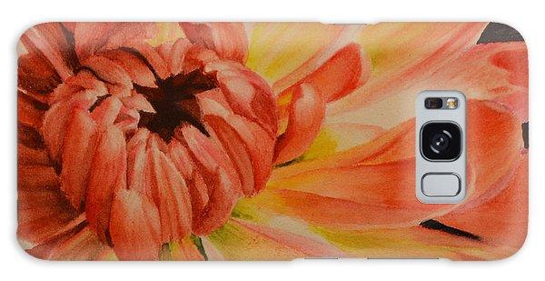 Chrysanthemum Galaxy Case