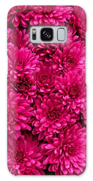 Chrysantheumums Galaxy Case