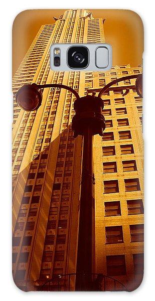 Rockefeller Building In Manhattan Galaxy Case