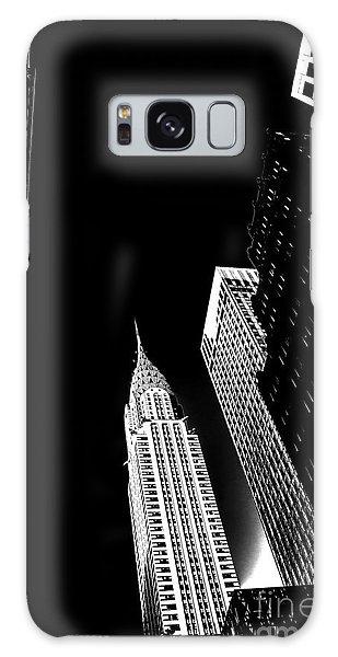 Chrysler Building Galaxy S8 Case - Destiny by Az Jackson