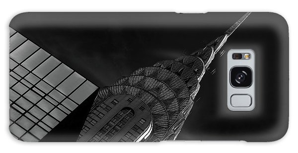 Chrysler Building Galaxy S8 Case - Chrysler by Hans-wolfgang Hawerkamp