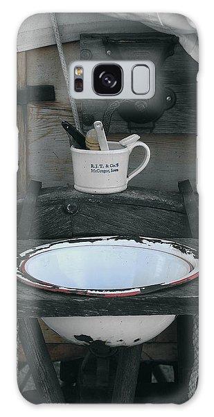 Chuckwagon Wash Basin Galaxy Case