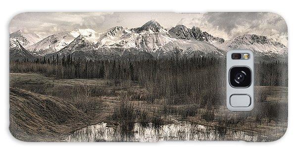 Chugach Mountain Range Galaxy Case