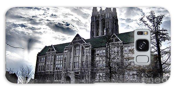 Church At Boston College Galaxy Case