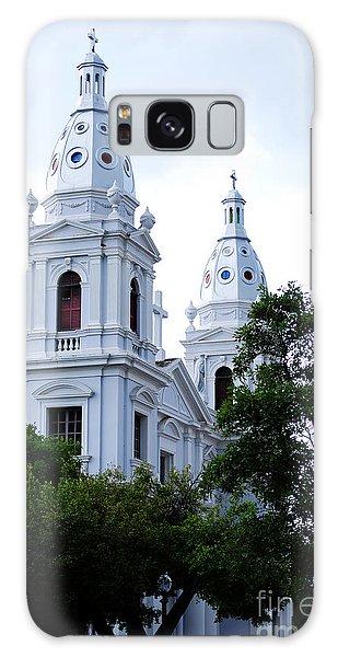 Church In Puerto Rico Galaxy Case