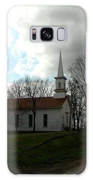 Church In The Country Galaxy Case