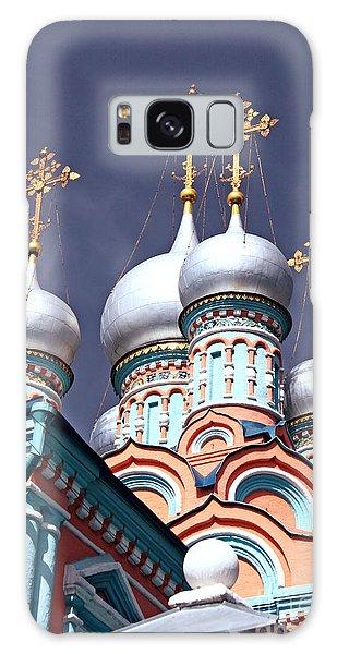 Church Of Neokessariyskogo Galaxy Case