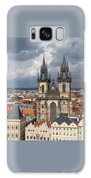 Church Of Our Lady Before Tyn - Prague Galaxy Case