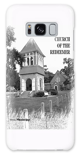 Church Of The Redeemer Galaxy Case