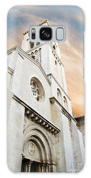 Church Of The Redeemer In Jerusalem Galaxy Case