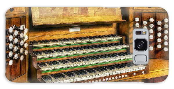Church Organ Art Galaxy Case