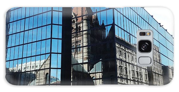 Church Reflection Boston Galaxy Case