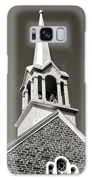 Church Steeple Galaxy Case by Sarah Mullin