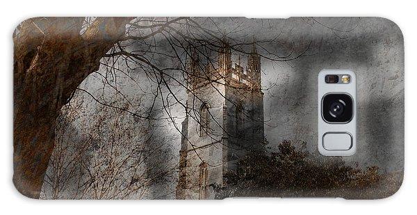 Church Tower Galaxy Case