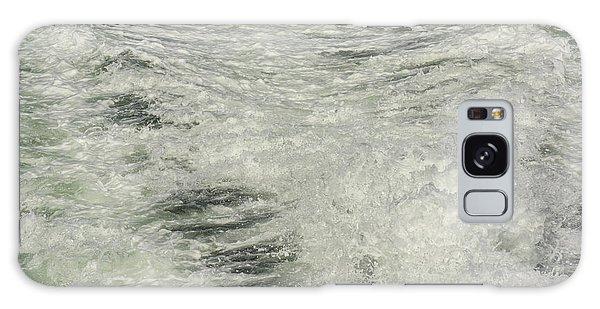 Churning Water Galaxy Case
