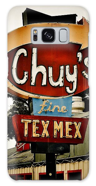 Chuy's Sign 2 Galaxy Case