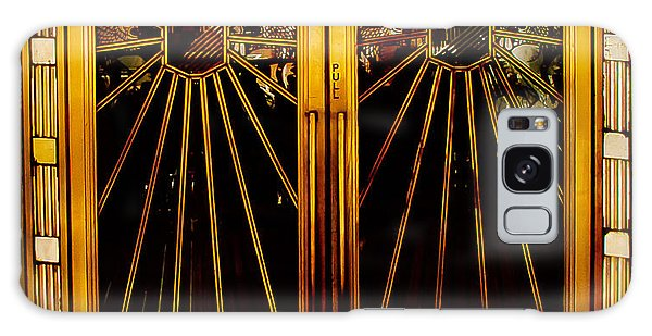 Cicada Club Doors Galaxy Case