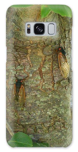 Cicada Season Galaxy Case
