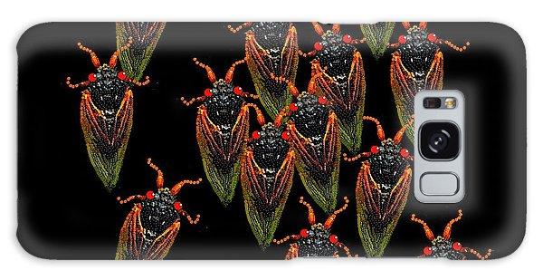 Cicadas Galaxy Case