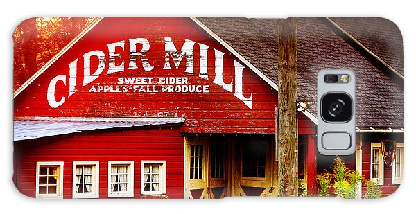 Cider Mill Galaxy Case