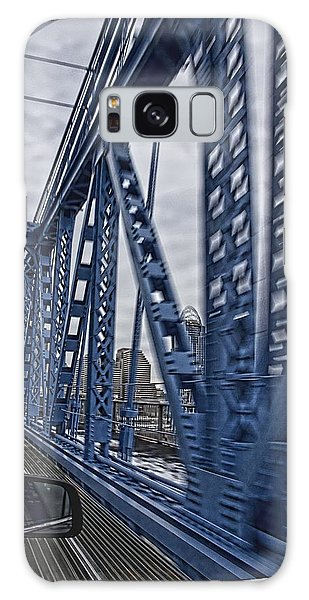 Cincinnati Bridge Galaxy Case