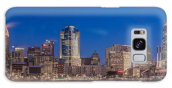 Cincinnati Morning Twilight Galaxy Case