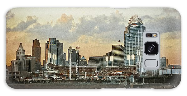 Cincinnati Ohio Vii Galaxy Case