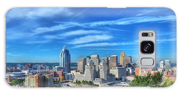 Cincinnati Skyline 2 Galaxy Case