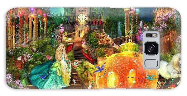 Mythological Galaxy Case - Cinderella Variant 1 by MGL Meiklejohn Graphics Licensing