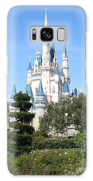 Cinderella's Castle - Disney World Orlando Galaxy Case