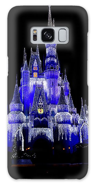 Cinderella's Castle Galaxy Case by Laurie Perry